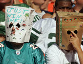 Unhappy Dolphins fans