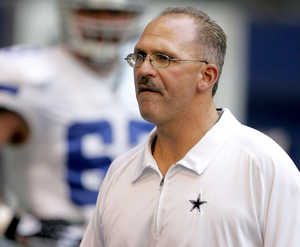 Dallas Cowboys assistant coach Tony Sparano, who is an early front-runner to replace Miami Dolphins head coach Cam Cameron, is also scheduled to interview for the head coaching vacancy in Atlanta.
