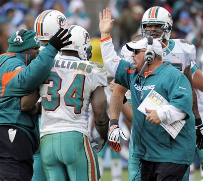 Ricky Williams (#34)