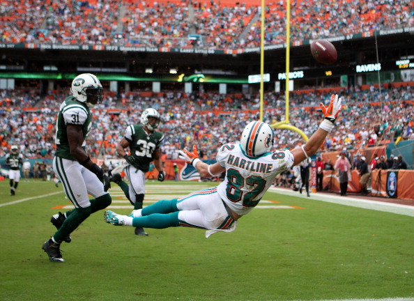 Dolphins Can't Close It Out; Fall in OT to Jets 23-20