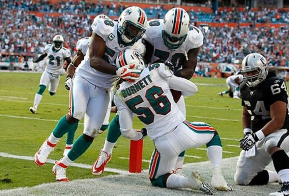 NFL Week Two Preview — Oakland at Miami