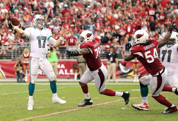 Tannehill's Record Setting Day Not Enough as Fins Fall in OT to…
