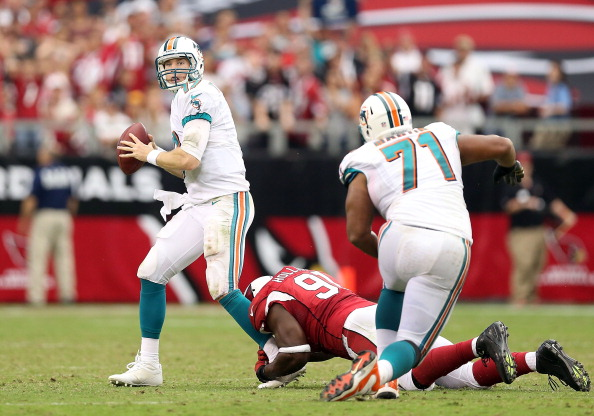 2012 NFL Week Four Preivew — Miami vs Cincinnati