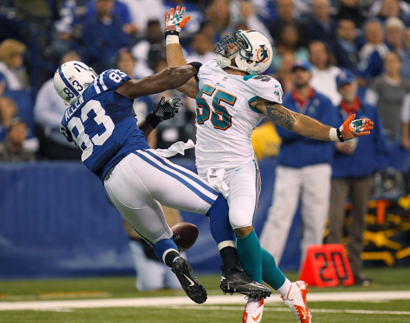 Dolphins Can't Stop Luck; Lose to Colts 23-20