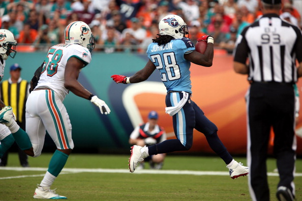 Dolphins Suffer Worst Loss in 34 Years; Fall to Titans 37-3