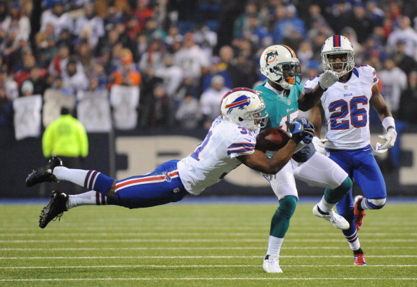 Buffaloed: Miami Falters in the Cold of Orchard Park, Losing to…