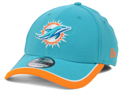 Grab The Dolphins New Era On Field Classic 39THIRTY Flex Hat!